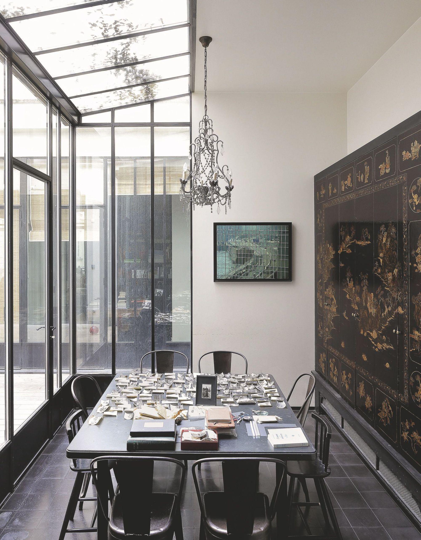 Un appartamento d artista a parigi in the mood for design for Un appartamento