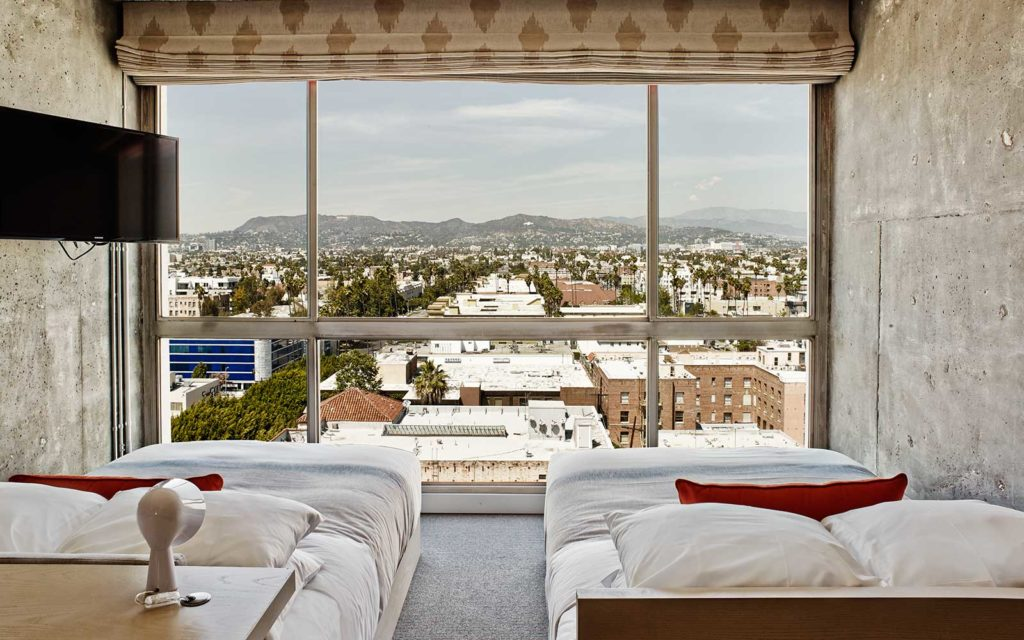 The Line Hotel, Los Angeles