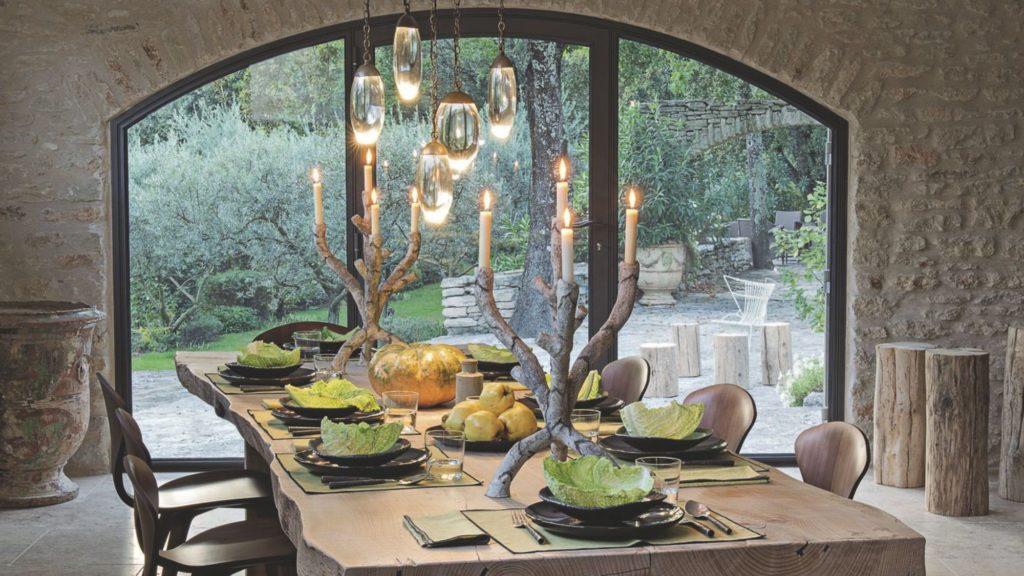 Una ristrutturazione in campagna in the mood for design - Maison de vacances deborah french design ...