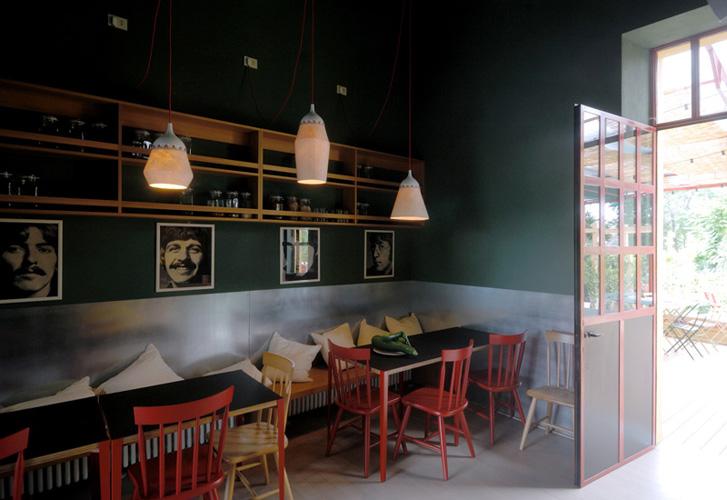 Erba Brusca, ristorante con orto