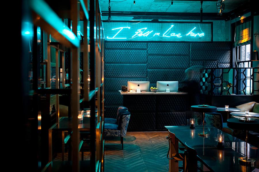 The Dean, un Boutique Hotel a Dublino