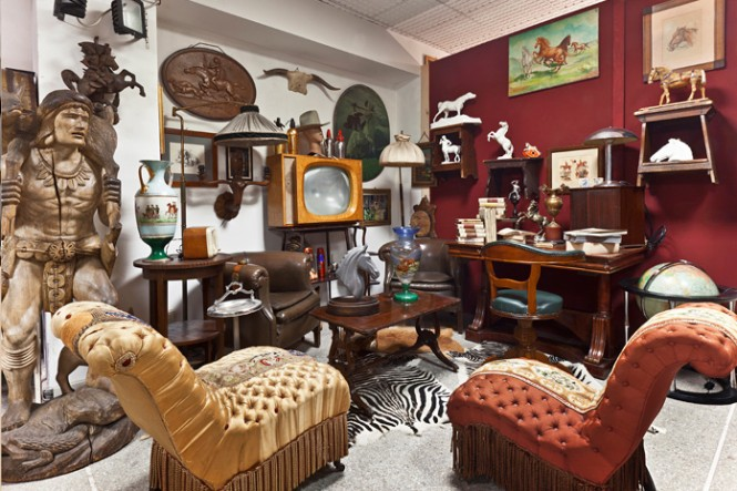 Crazy Art, affascinante Wunderkammer milanese
