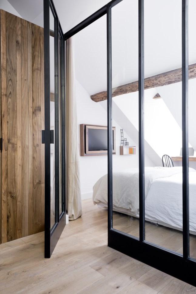 © Julien Fernandez - Paris - Mars 2014 - L'appartement de la designer Margaux Beja.