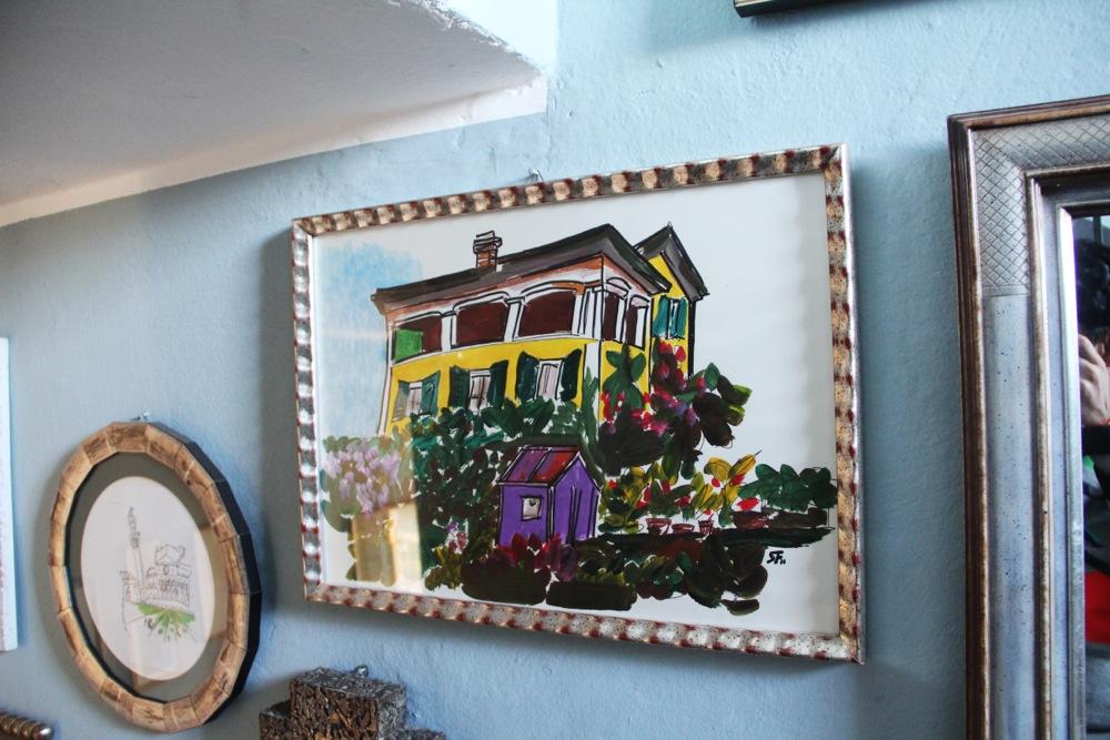 Casa Dirce nell'Oltrepò pavese
