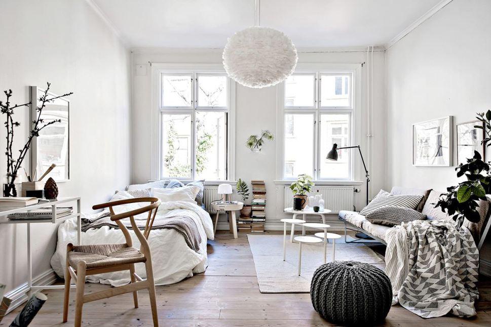 Piccolo appartamento nordico