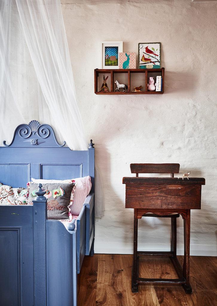 Il fascino del legno per una casa a Malmö