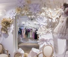 Heidi Couture, un romantico negozio a Monaco