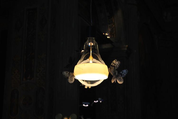 Fuori salone 2016 ingo maurer lampade tra sogno e realt for Ingo maurer lampade