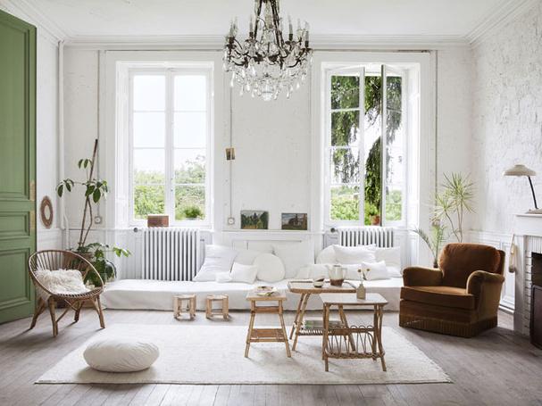 una vacanza al castello di dirac in francia in the mood for design. Black Bedroom Furniture Sets. Home Design Ideas
