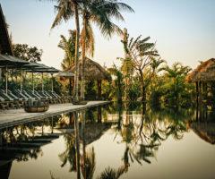 Cambogia, un resort da sogno