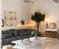 Interior Inspiration: una casa dallo stile industriale a Barcellona