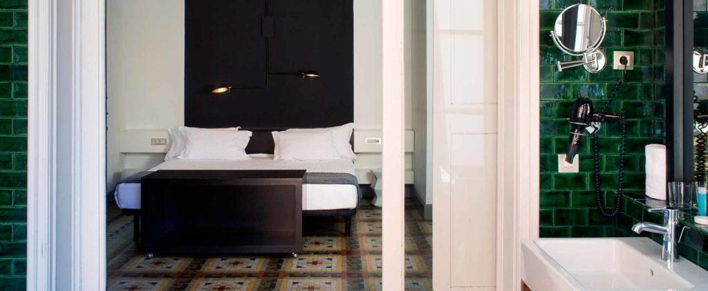 Barcellona, un Hotel sulla Rambla de Catalunya 7
