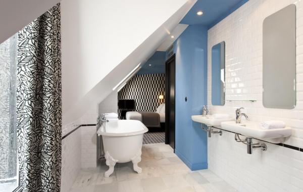 Hotel Emile, Paris bagno