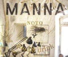 Manna, un ristorante di design a Noto