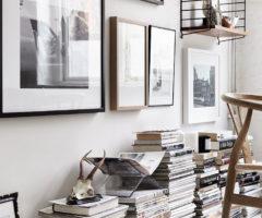 Stile industriale per un appartamento a Malmö