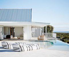 Una casa con vista mozzafiato sulla costa sudafricana