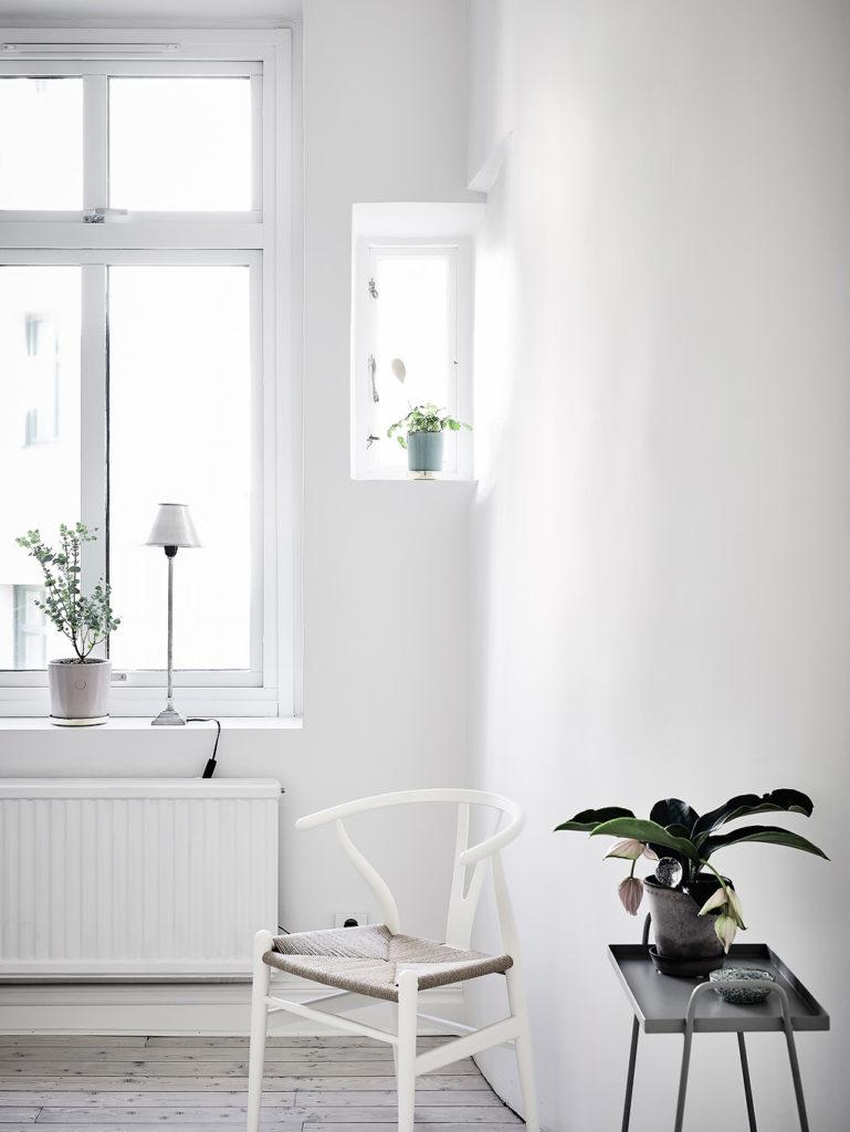 casa in total white 5