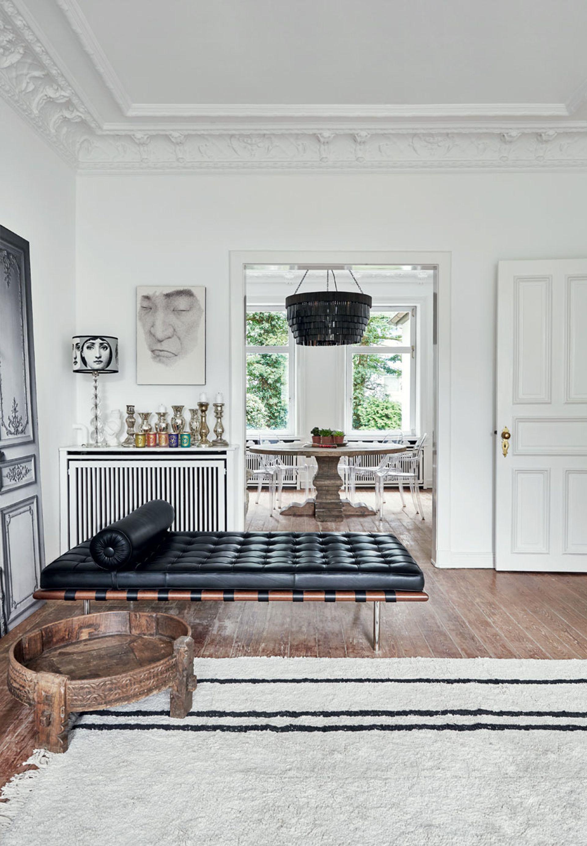 La trasformazione di un antica villa ad Amburgo