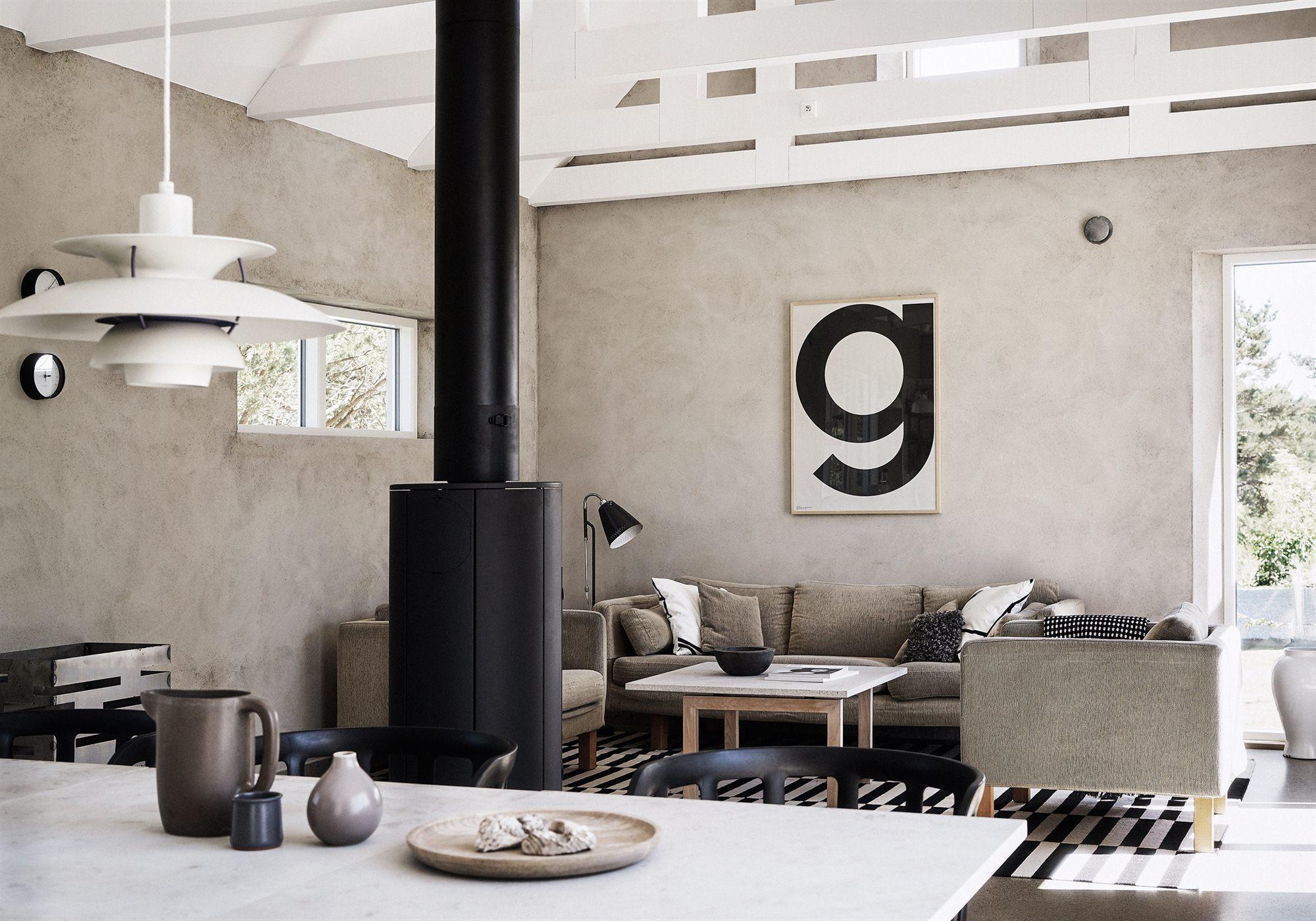 Una casa sull'isola di Gotland