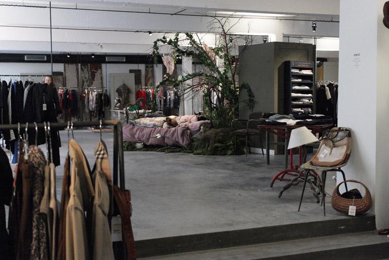 Merci un concept store a parigi in the mood for design - Merci concept store paris ...