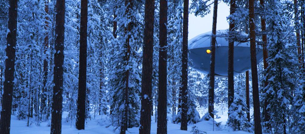 Treehotel Sweden 10