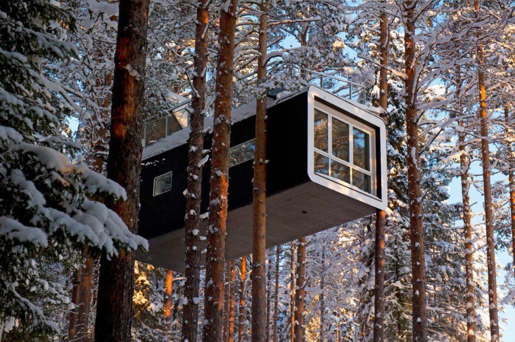 Treehotel Sweden  2