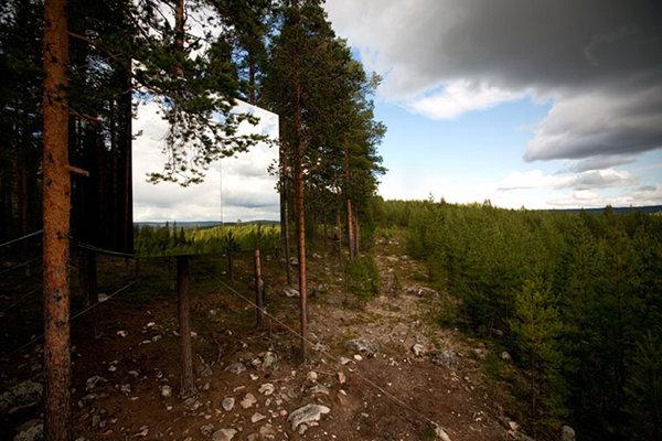 Treehotel Sweden  7