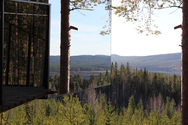 Treehotel Sweden  8