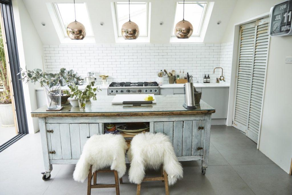 cucina con vista 1