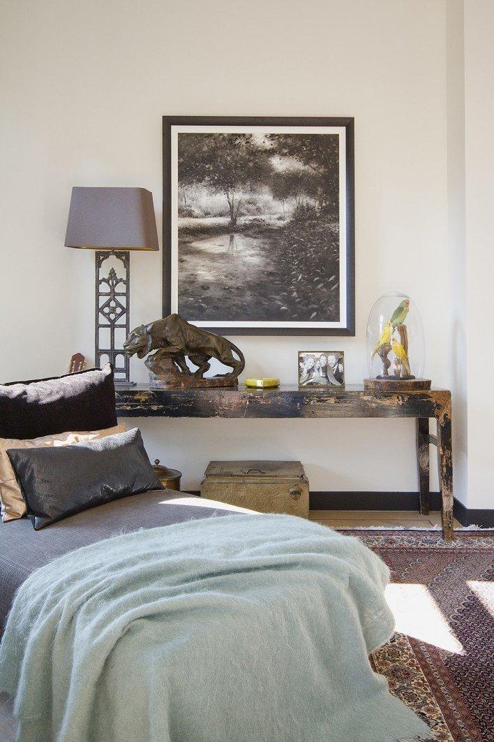 Un appartamento olandese dal gusto eclettico