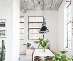 Un loft pieno di luce a Eindhoven
