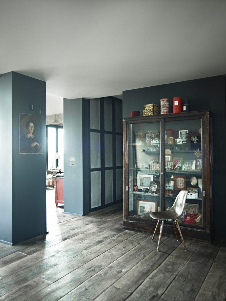 Un loft industriale a Parigi 10