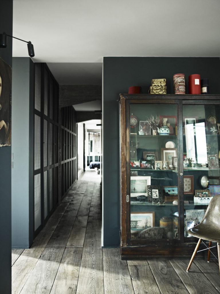 Un loft industriale a Parigi 11