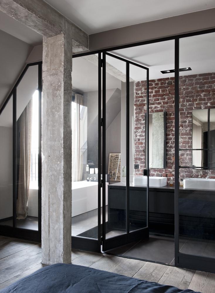 Un loft industriale a Parigi 12