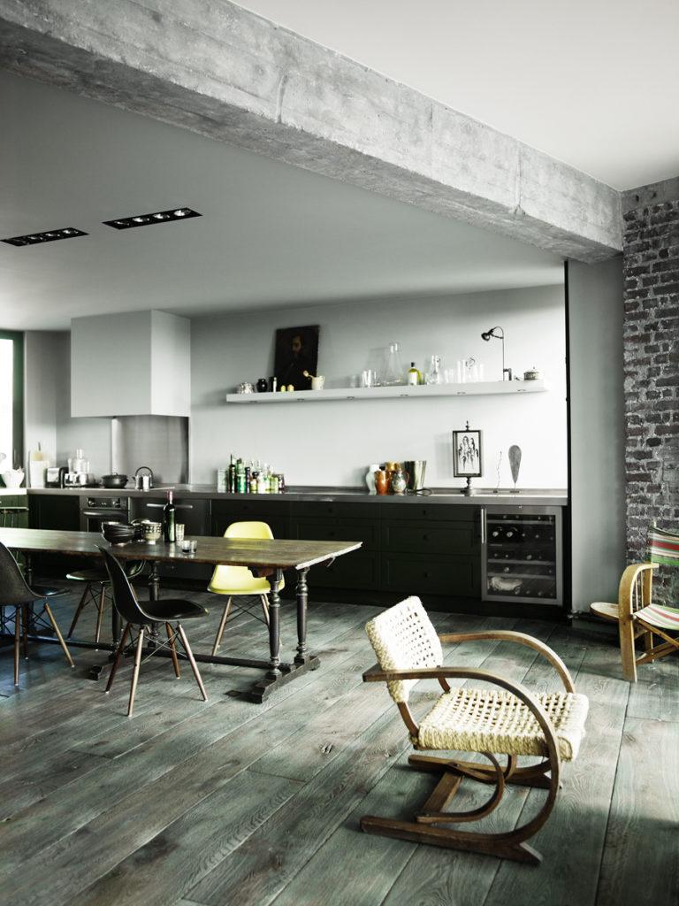 Un loft industriale a Parigi 8