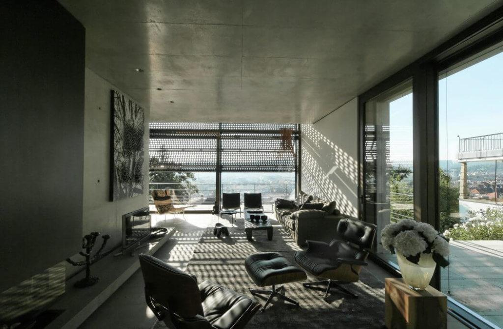 Casa con vista a Stoccarda 1