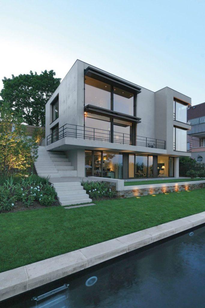 Casa con vista a Stoccarda 8