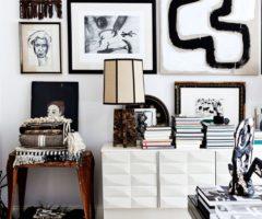 Interior inspiration: la casa di una designer