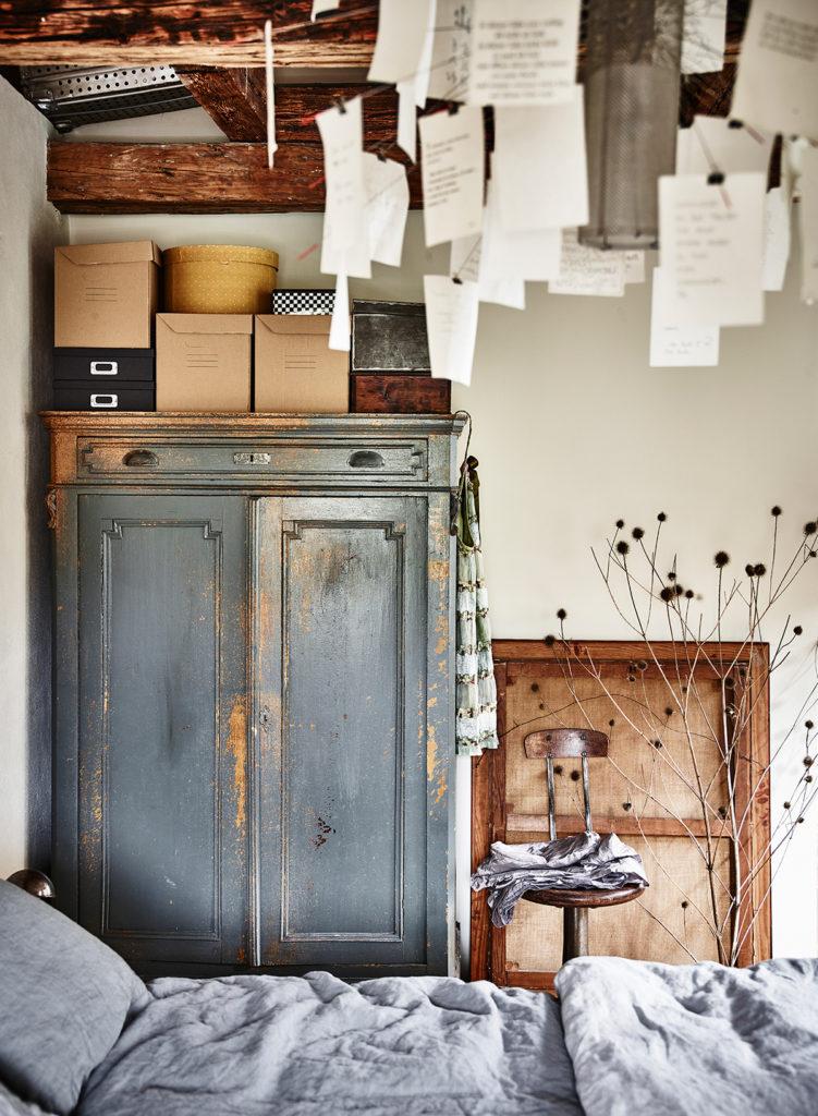 Il fascino del legno per una casa a malm in the mood - Casas estilo frances ...