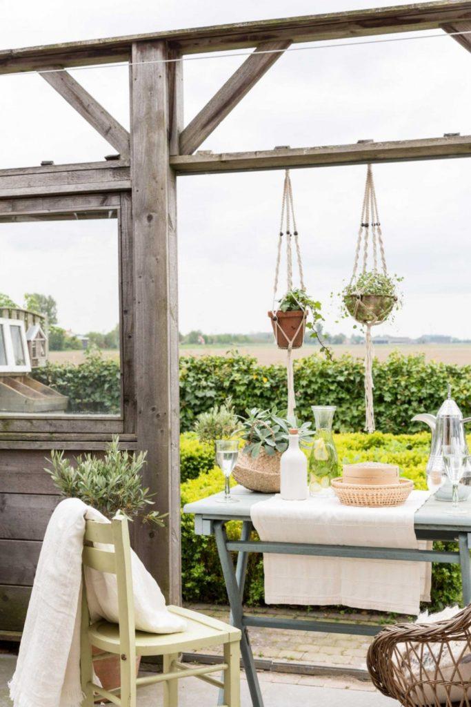 una casa di campagna in Belgio 9