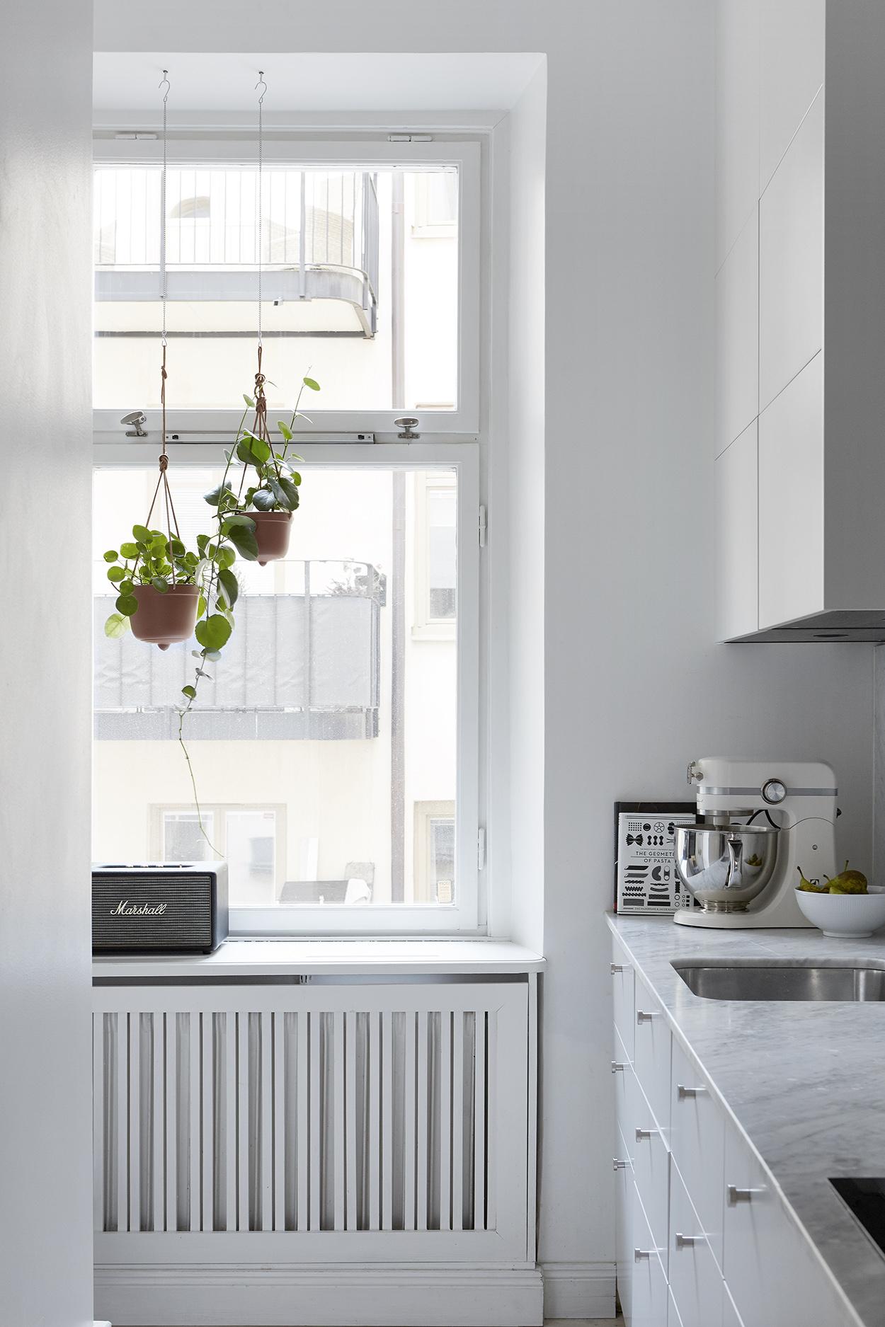 modern Features of modern interior Fantastik Frank in bianco cucina 1