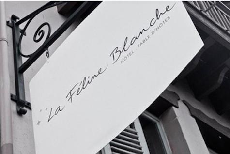 Hotel La Feline Blanche 8