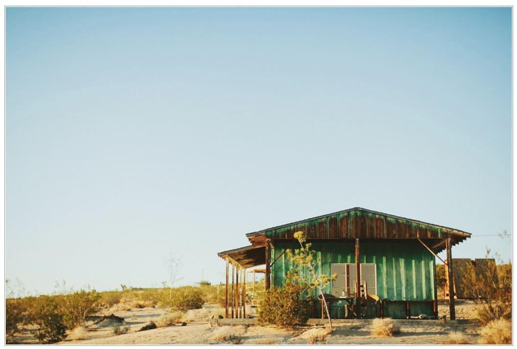 Joushua Tree Cabin 5