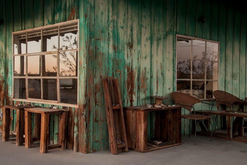 Joushua Tree Cabin 6