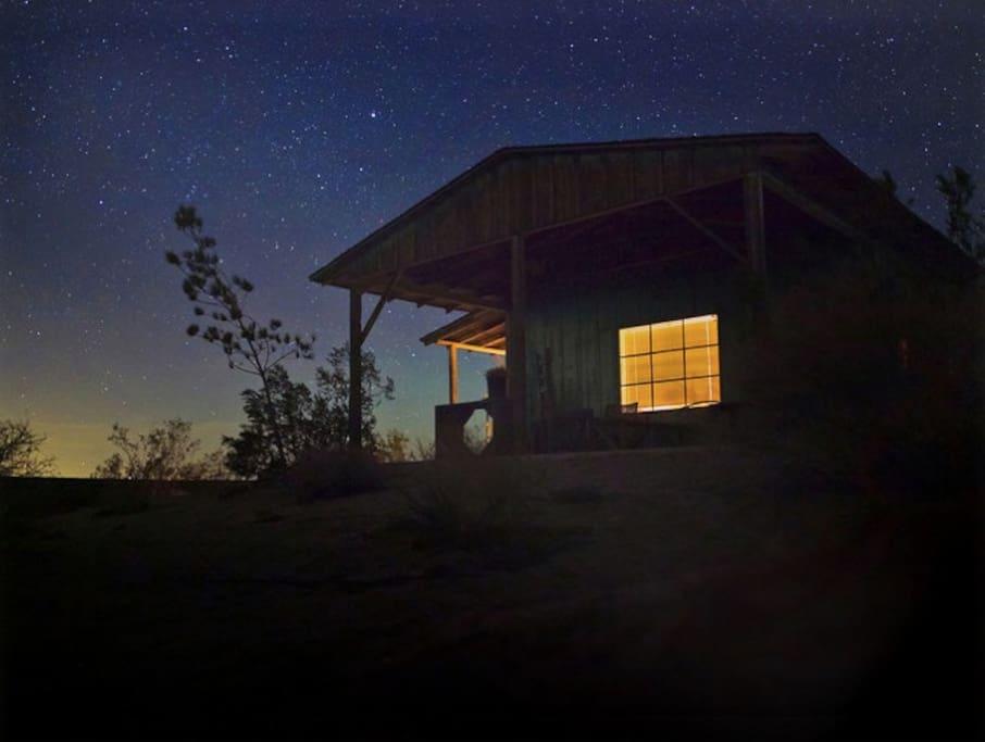 Joushua Tree Cabin 7