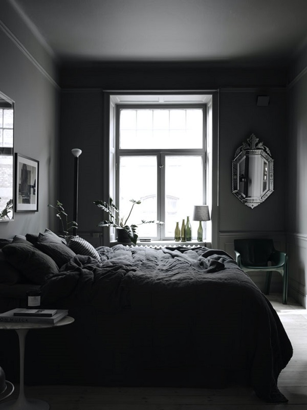 Lotta Agaton bedroom