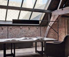 Il rifugio di un architetto
