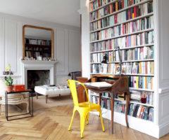 Airbnb series: una vacanza a Edimburgo in un appartamento dallo stile francese