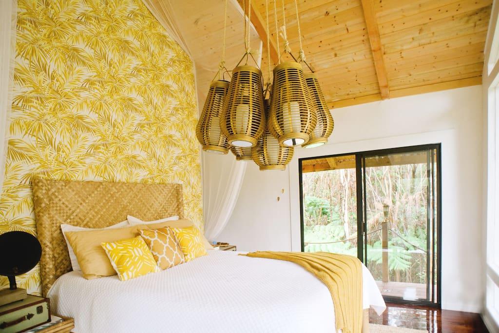 Airbnb series una casa sull albero nella giungla delle - Airbnb casa sull albero ...