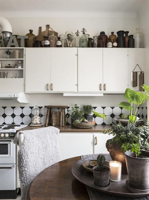 Appartamento svedese rustico 5